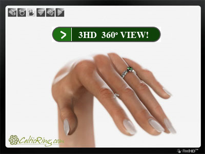 Celtic Rings SL94-10